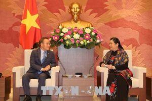 Tăng cường hợp tác, trao đổi kinh nghiệm giữa Quốc hội Việt Nam – Hàn Quốc