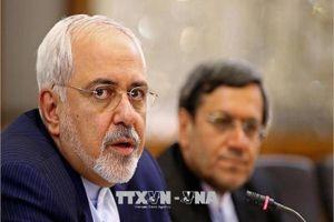Iran: Thế giới 'chán nản' với hành động đơn phương của Mỹ