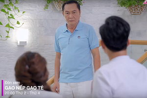 Preview 'Gạo nếp gạo tẻ' tập 42: Minh bị bố Nhân đuổi không thương tiếc