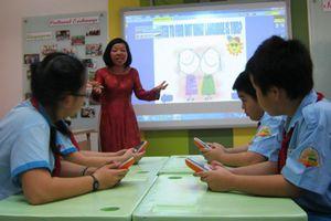 Nhiều trường ở TP.HCM thiếu giáo viên tiếng Anh vì lương 'quá bèo'