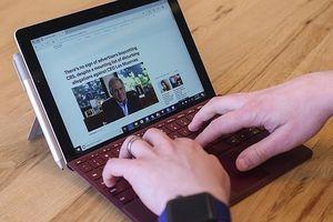 Microsoft trình làng Surface Go: đối thủ đáng gờm của MacBook và iPad Pro?
