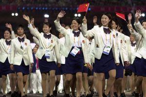 Thất bại ở Olympic 2016, Trung Quốc cử VĐV trẻ tham dự ASIAD?