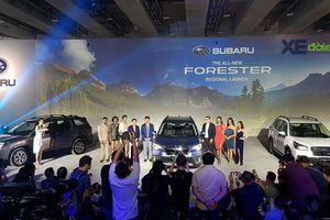 Ra mắt Subaru Forester 2019 thế hệ mới, 2 phiên bản về Việt Nam