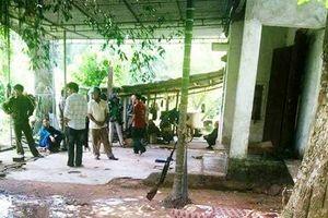 Nghệ An: Vô tình nổ súng chết người, thiếu niên dùng dao cứa cổ tự sát