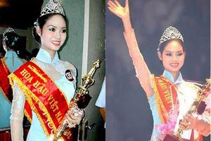 Hoa hậu Việt Nam đầu tiên 'chạm tay' đến Miss World nhưng lại vì chồng bỏ cuộc chơi