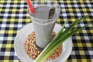 Cách làm sữa đậu nành mè đen ngon nhất ai cũng thích