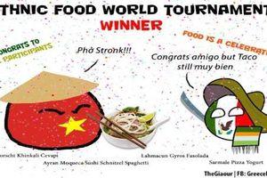 Dân mạng thế giới bình chọn món ăn truyền thống Việt Nam nào ngon nhất?