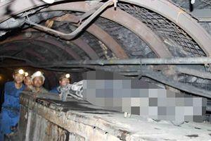 Quảng Ninh: Sập hầm khai thác than, 2 công nhân bị vùi lấp