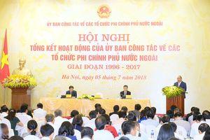 Phát huy vai trò của các tổ chức phi chính phủ nước ngoài đối với sự phát triển kinh tế - xã hội nước ta