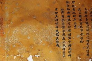 Nỗ lực bảo quản nguồn tư liệu Hán Nôm trong cộng đồng