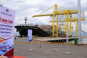 Kiểm tra thủ tục đầu tư dự án mở rộng Cảng Tiên Sa
