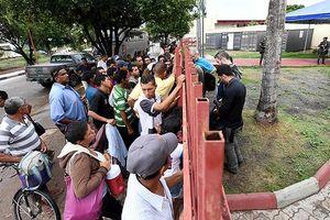 Tòa phúc thẩm Brazil dỡ bỏ lệnh đóng cửa biên giới với Venezuela