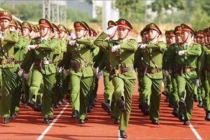 Thủ khoa trường công an, quân đội đến từ Hòa Bình, Sơn La, Lạng Sơn