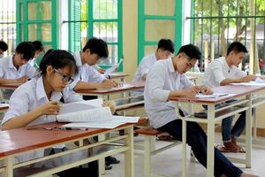 Không xác nhận nhập học sẽ bị loại khỏi danh sách trúng tuyển