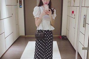 Thần thái sang chảnh của Hoa hậu Đặng Thu Thảo