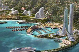 Phê duyệt quy hoạch 1/500 dự án tòa nhà cao nhất Việt Nam tại Vân Đồn