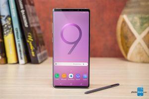 Galaxy Note 9 bất ngờ lộ giá bán chính thức tại Việt Nam