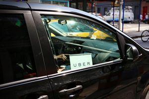 Một thành phố Mỹ quy định trần số xe Uber được hoạt động
