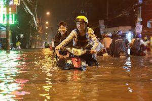 TP Hồ Chí Minh: Thiếu vốn đầu tư cho các công trình chống ngập