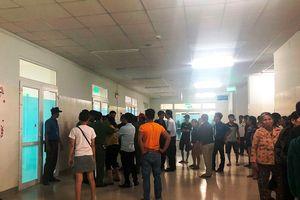 Thai phụ tử vong sau mổ, người nhà vây bệnh viện