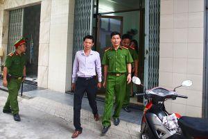 Công an khám nhà nguyên Giám đốc Cty Quản lý nhà Đà Nẵng vì liên quan đến 'Vũ nhôm'