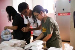 Hanoi Food Rescue - Nhịp cầu nối liền những trái tim