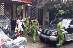 Bộ Công an khám xét nhà riêng của hàng loạt cựu cán bộ Đà Nẵng