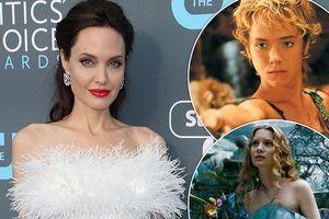 Phim đang quay, Angelina Jolie đột ngột rút lui