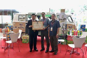 Tân Hiệp Phát đồng hành cùng triển lãm quốc tế Thực phẩm và Đồ uống