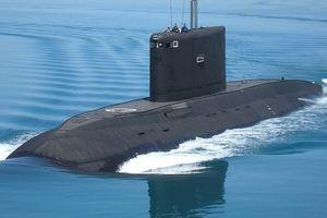 Philippines hợp tác với Nga đầu tư lực lượng tàu ngầm