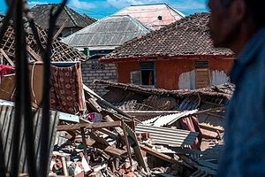 Động đất kinh hoàng ở Indonesia: Đã có gần 350 người thiệt mạng