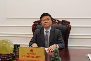 Bộ trưởng Lê Thành Long: 'Hoạt động của Cục Kiểm tra VBQPPL đóng góp quan trọng trong việc hoàn thiện và tổ chức thi hành pháp luật'