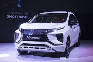 Mitsubishi Xpander 2018 chính thức ra mắt, giá từ 550 triệu đồng