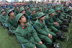 Thí sinh Lạng Sơn, Hòa Bình phủ khắp danh sách thủ khoa trường quân đội phía Bắc