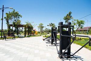 Đất Xanh Miền Trung xây công viên khắp Đà Nẵng