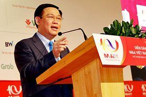 Phó Thủ tướng Vương Đình Huệ: Sẽ có làn sóng đầu tư, M&A quy mô lớn tại Việt Nam