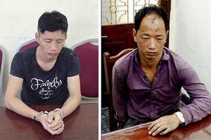 Khởi tố 2 đối tượng người Trung Quốc cướp tài sản ở cây xăng