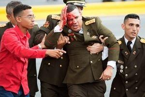 Ai mưu sát Tổng thống Venezuela Nicolas Maduro?