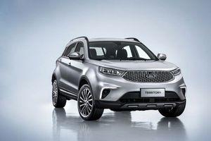 Ford sắp ra mắt dòng xe thể thao đa dụng mới tại thị trường Trung Quốc