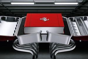 Sách về lịch sử hãng Ferrari đắt hơn cả một chiếc xe sang