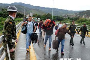 Ecuador ban bố tình trạng khẩn cấp do người di cư từ Venezuela tăng