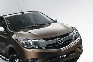 Mazda BT-50 ra mắt phiên bản mới ấn tượng, giá từ 655 triệu đồng