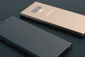 Lộ giá bán gây sốc của siêu phẩm Galaxy Note 9