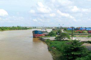 Hải Dương: Nhập nhèm cấp phép xây cảng thủy không trong quy hoạch