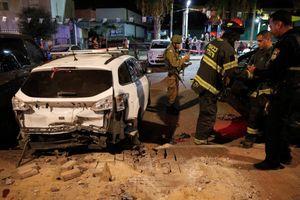 Israel chao đảo, hứng chịu 36 quả tên lửa bắn từ Gaza