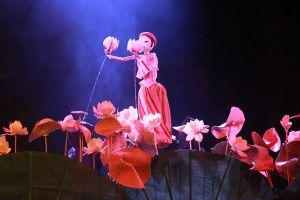 Festival Múa rối lần đầu tiên tổ chức tại TP Hồ Chí Minh