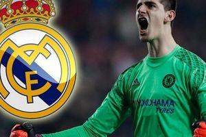 NÓNG: Real Madrid XÁC NHẬN Courtois đã là người của Los Blancos