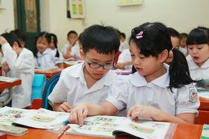 Học sinh tiểu học tại TP.HCM chỉ được sử dụng tối đa 4 quyển vở