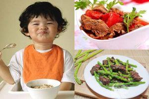 Đâu là chế độ ăn hợp lý cho trẻ béo phì?