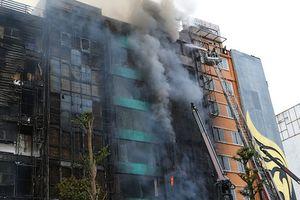 Tòa án hoãn xử vụ hỏa hoạn tại quán karaoke khiến 13 người tử vong
